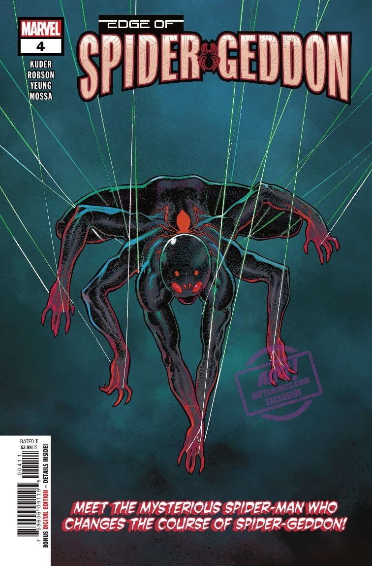 Edge of Spider-Geddon #4 Review