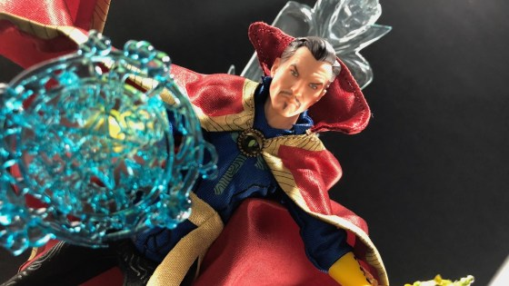 A Doctor Strange toy that's so good it's as unreal as the astral plane.