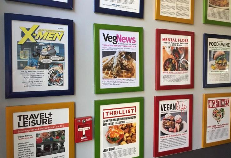 An X-Man walks into a vegetarian restaurant: Writer Matthew Rosenberg & Boston's Veggie Galaxy talk Astonishing X-Men's uneXpected crossover