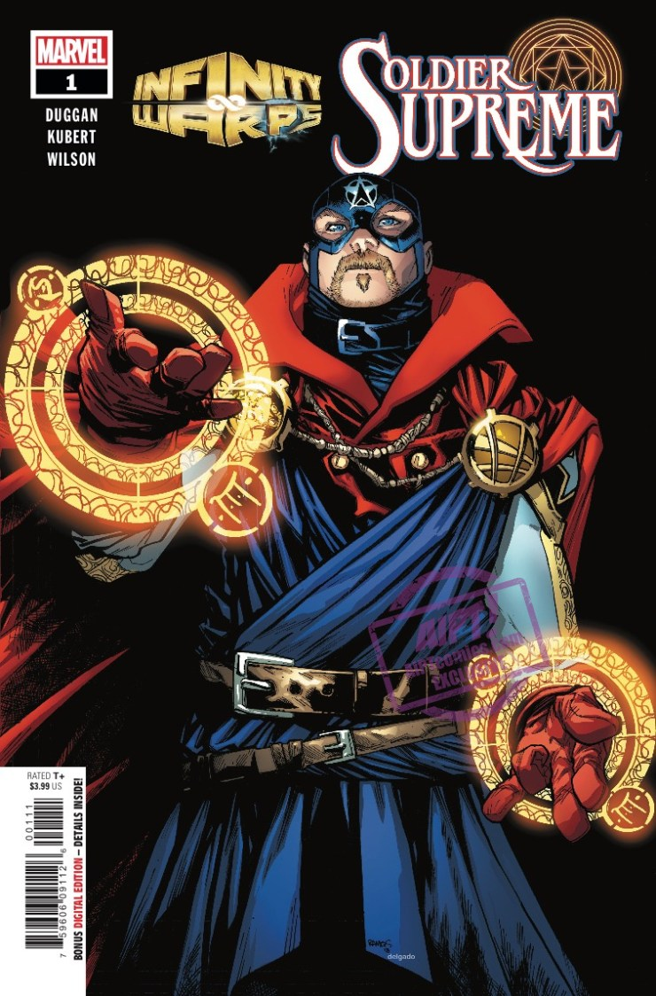 [EXCLUSIVE] Marvel Preview: Infinity Wars: Soldier Supreme #1