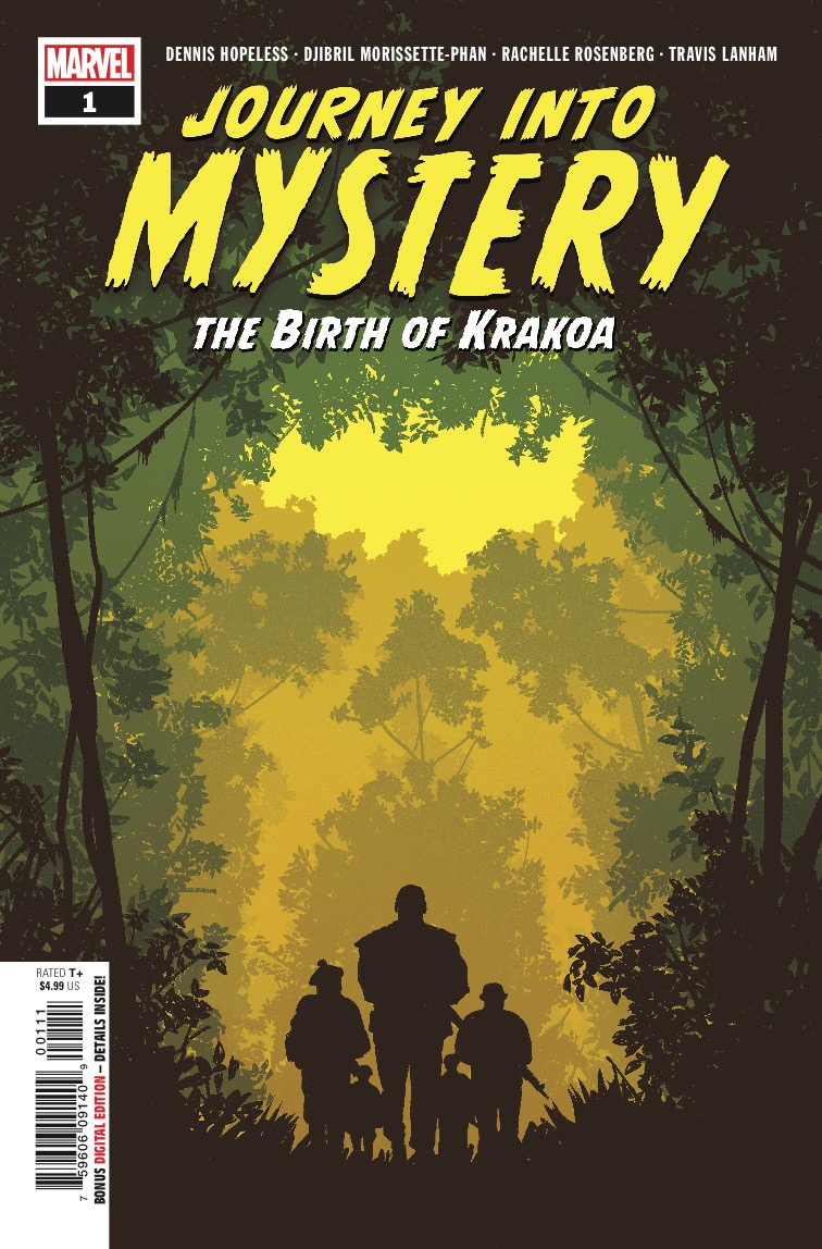 Journey into Mystery: The Birth of Krakoa #1 Review
