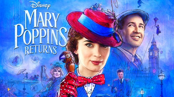 Mary Poppins Returns: New trailer reveals the magic