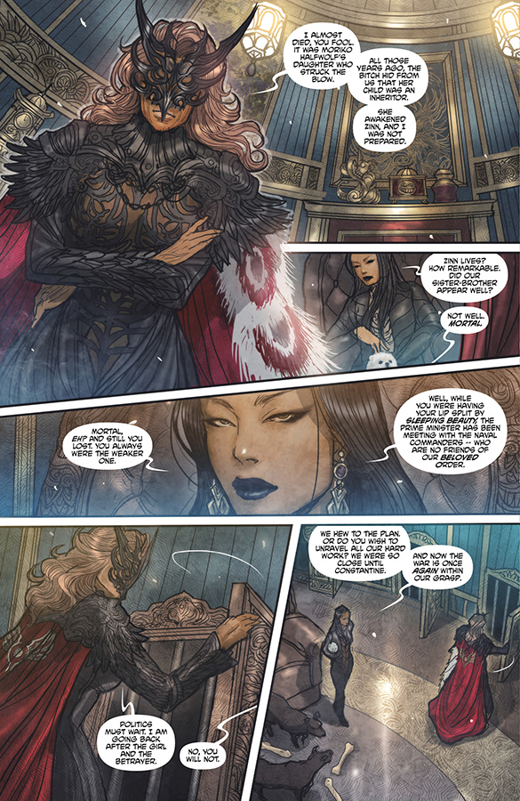 Monstress Vol. 3 Review