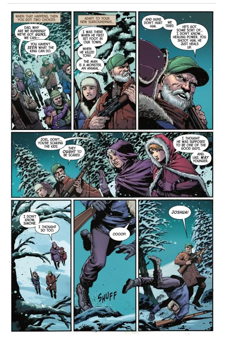 Marvel Preview: Old Man Logan #48