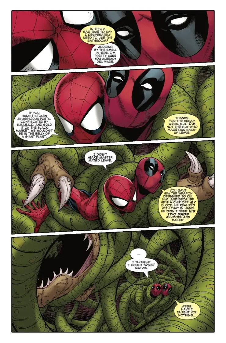 Marvel Preview: Spider-Man/Deadpool #39