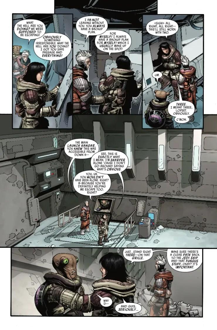 Marvel Preview: Star Wars: Doctor Aphra #24