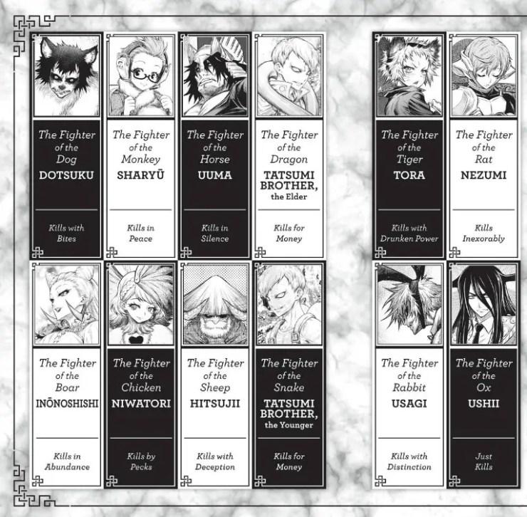Juni Taisen: Zodiac War Vol. 1 Review