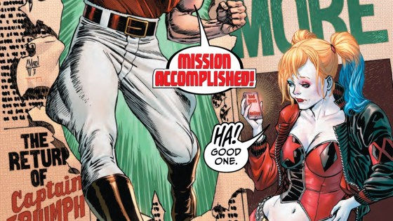 Harley Quinn #51 Review