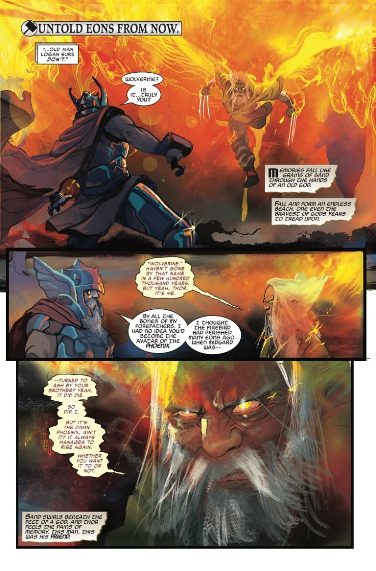 Thor #5 Review