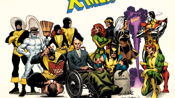 UNCANNY X-MEN #1 to be released this November.