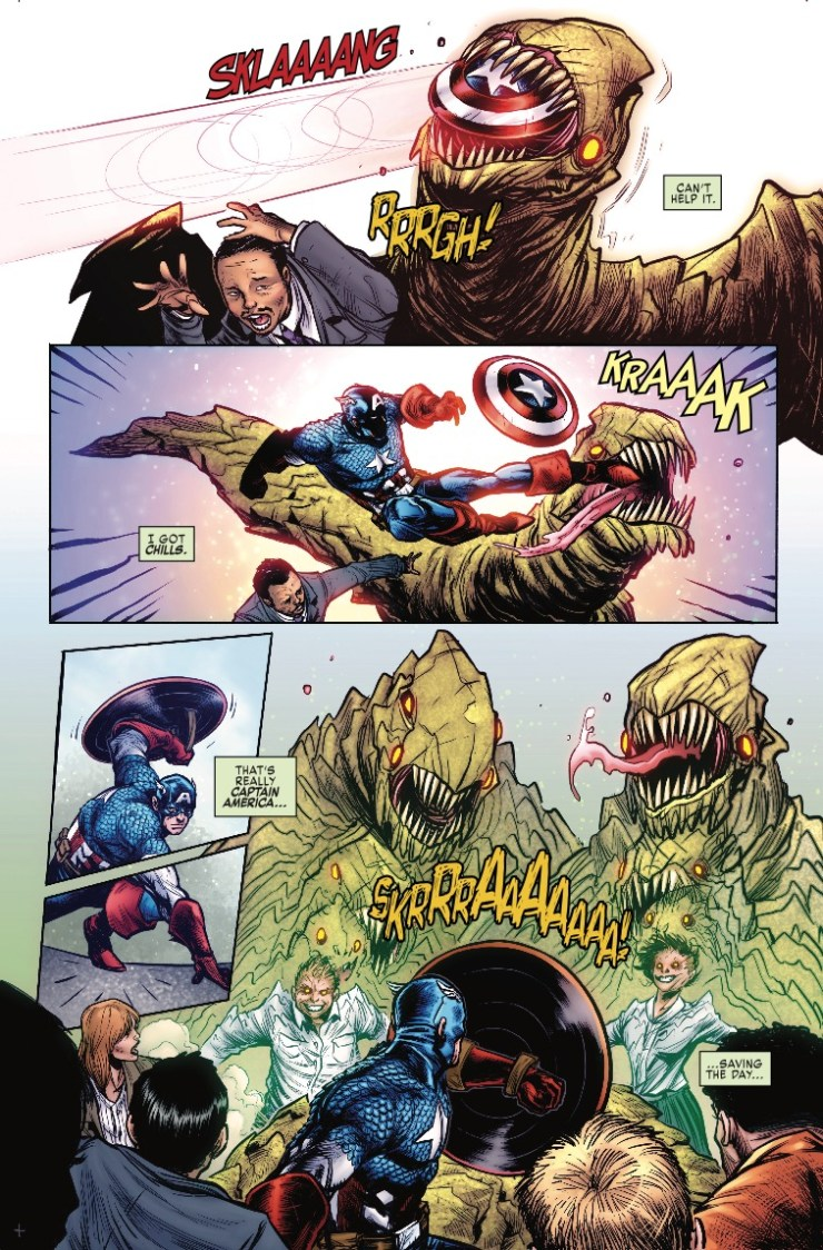 Marvel Preview: Weapon H #7