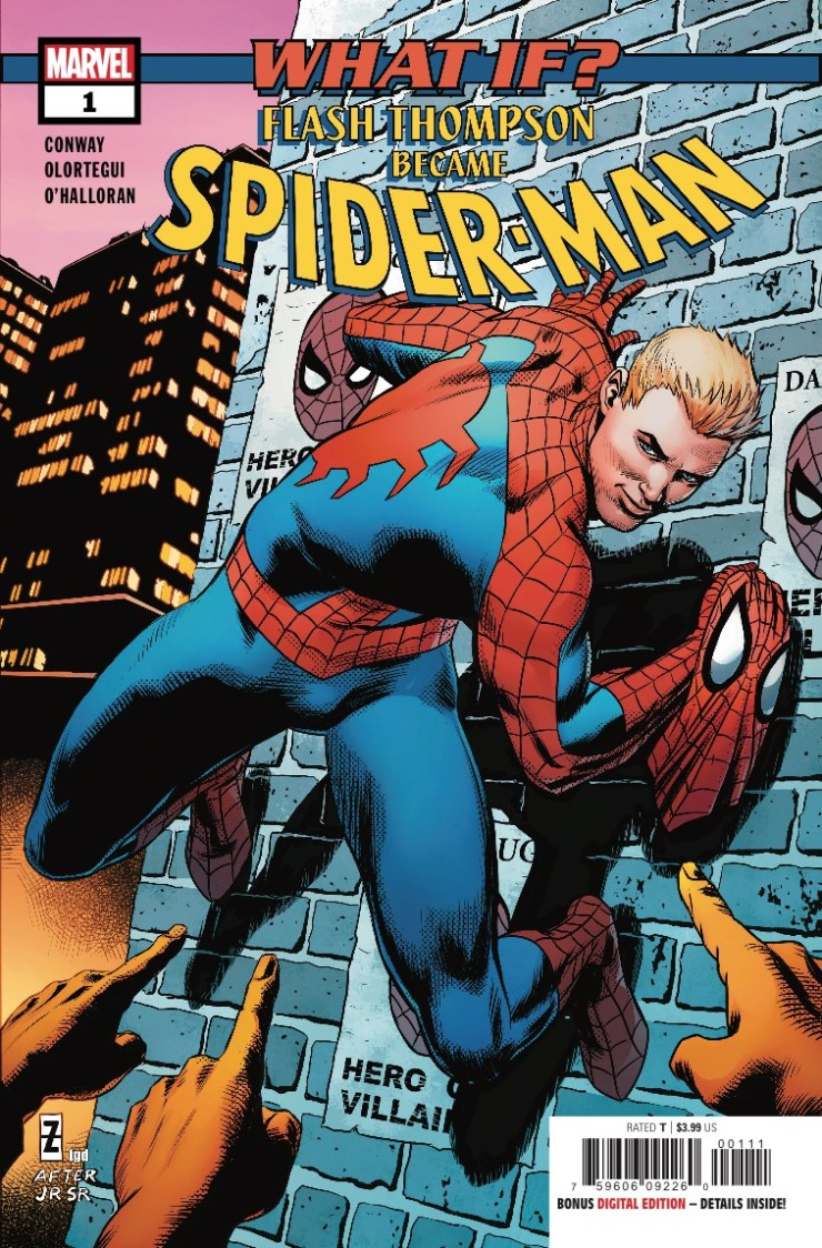 Marvel Preview: What If? Spider-Man #1