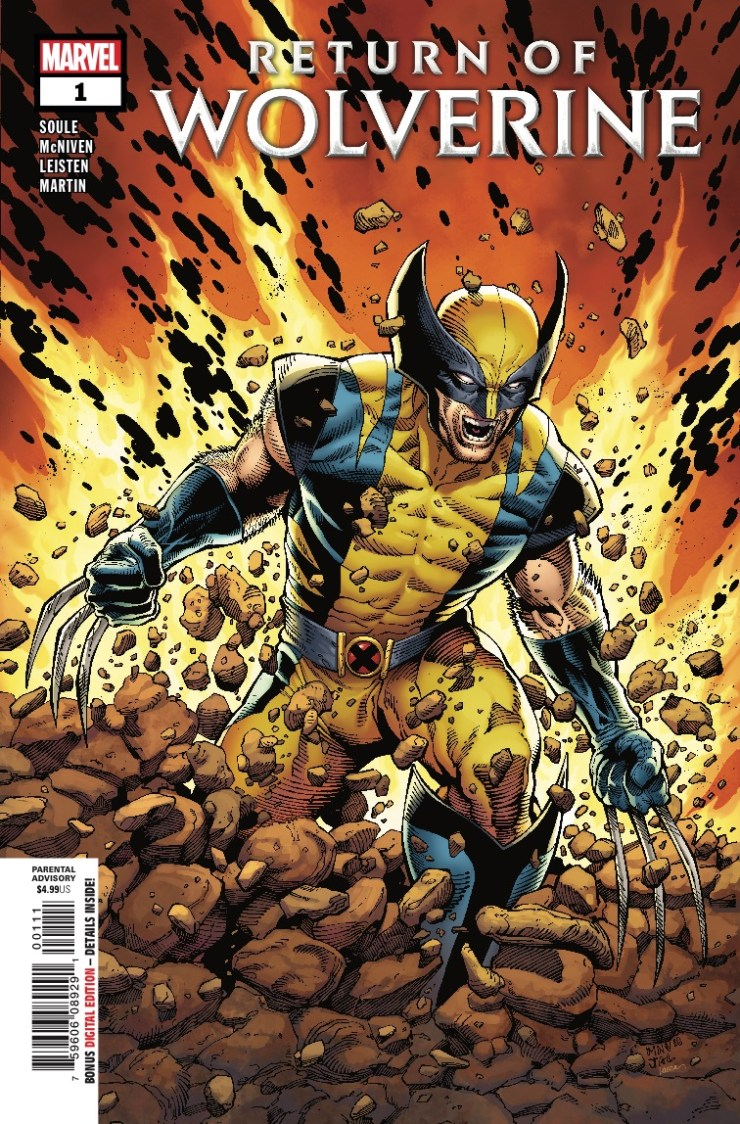 Marvel Preview: Return of Wolverine #1