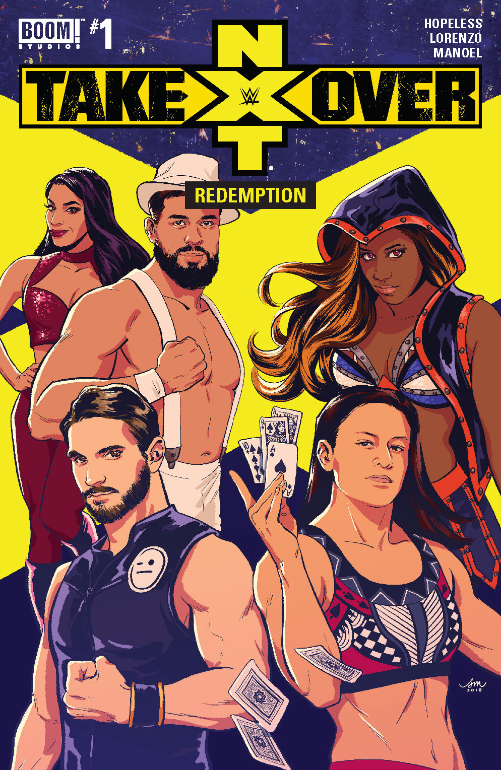 'WWE NXT Takeover: Redemption' review: Bringing the darkness to the front page