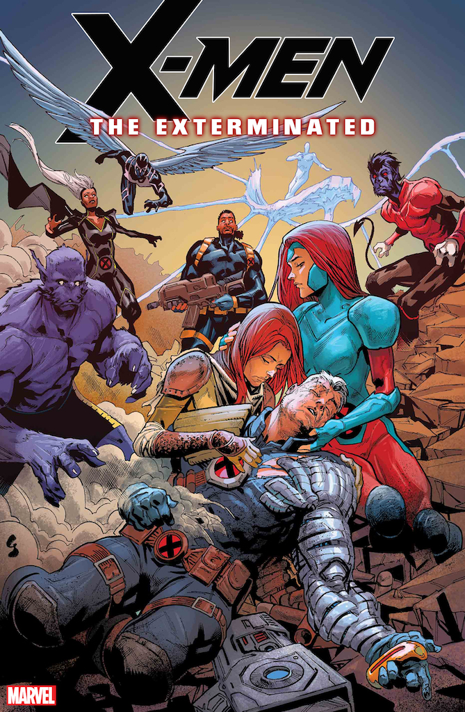Get a taste of 'X-Men; The Exterminated' #1