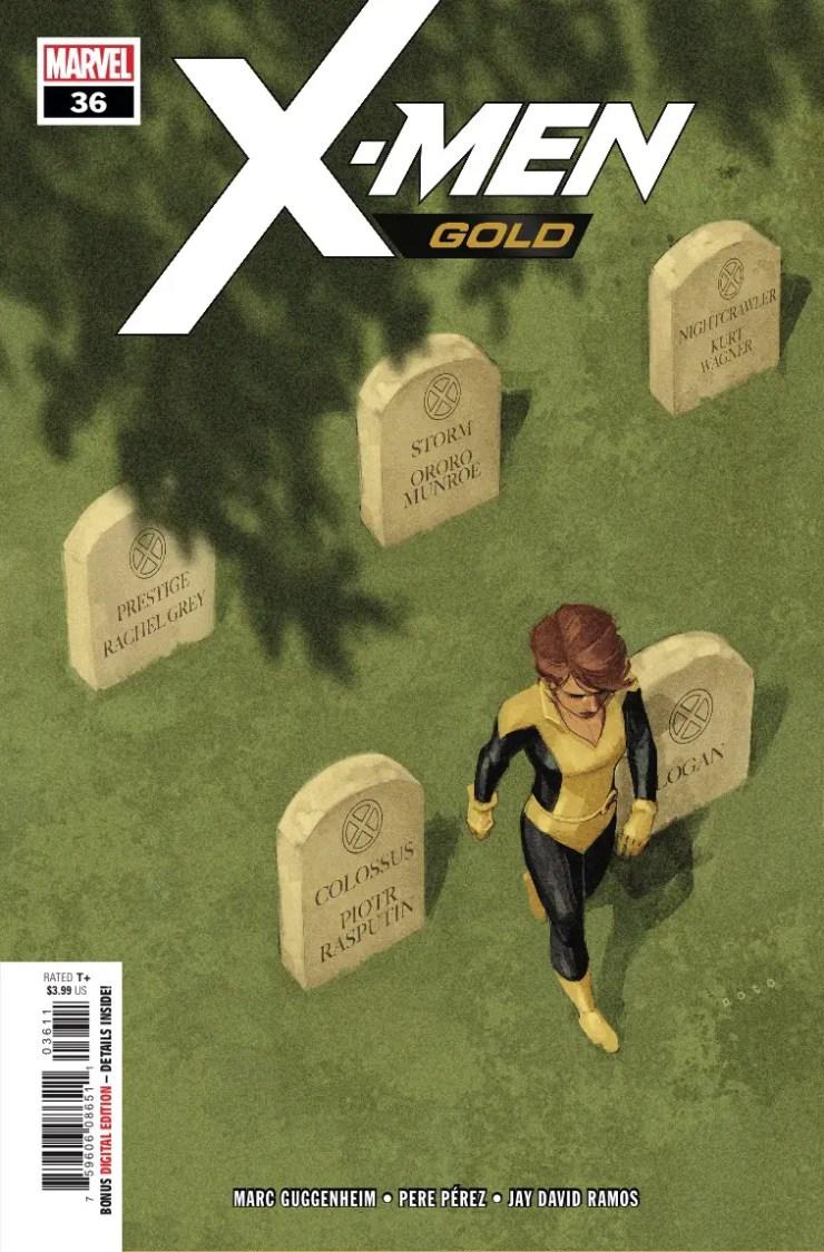 Marvel Preview: X-Men Gold #36