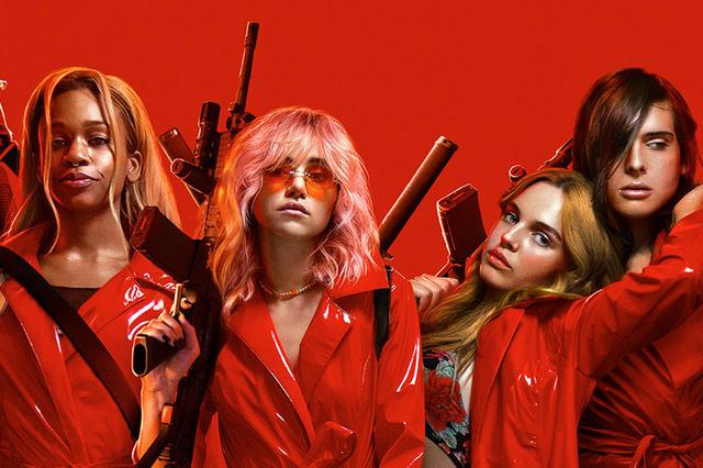 Assassination Nation Review: Just cuz u have sumthing 2 say doesnt mean u should