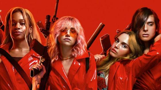 The synopsis will immediately warn its audience that Assassination Nation is not a subtle movie.
