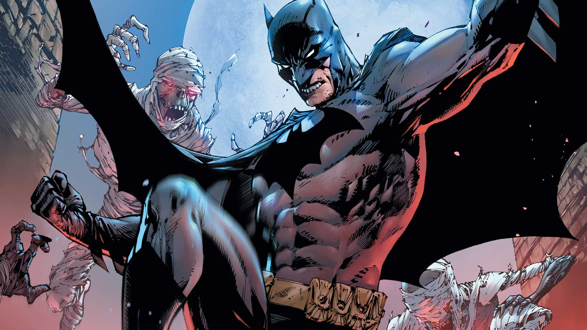 Batman #55 review: For the Devil sends the Beast with wrath