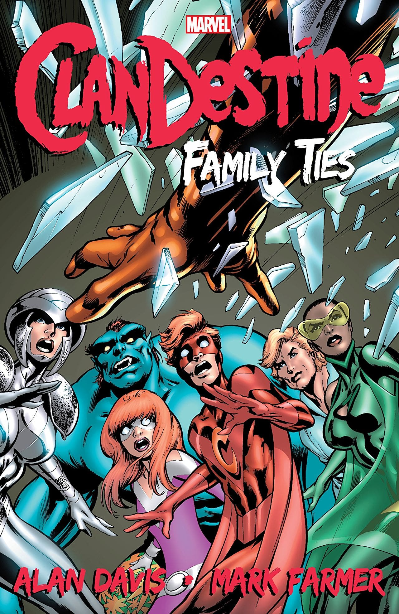 'ClanDestine: Family Ties' review: A fun superhero comic that will take you back