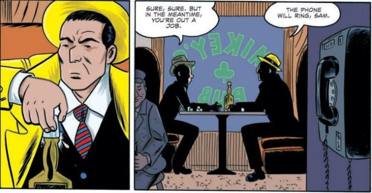 Dick Tracy: Dead or Alive #1 review