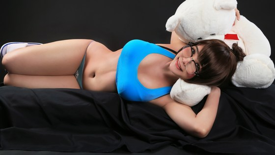 Overwatch: Mei cosplay by Hana Bunny