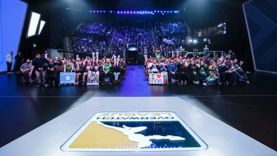 North America and China are each receiving another Overwatch expansion team.