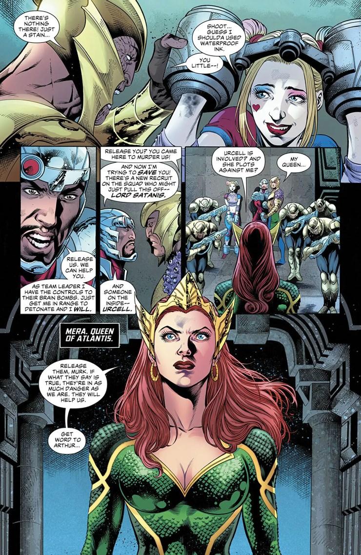 Suicide Squad #46 Review