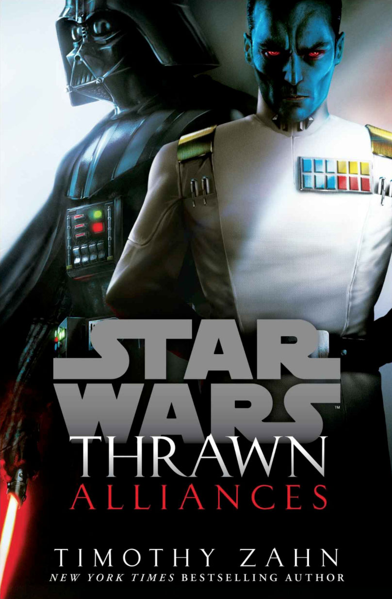 'Star Wars - Thrawn: Alliances' review: If you like Thrawn, you'll love this book