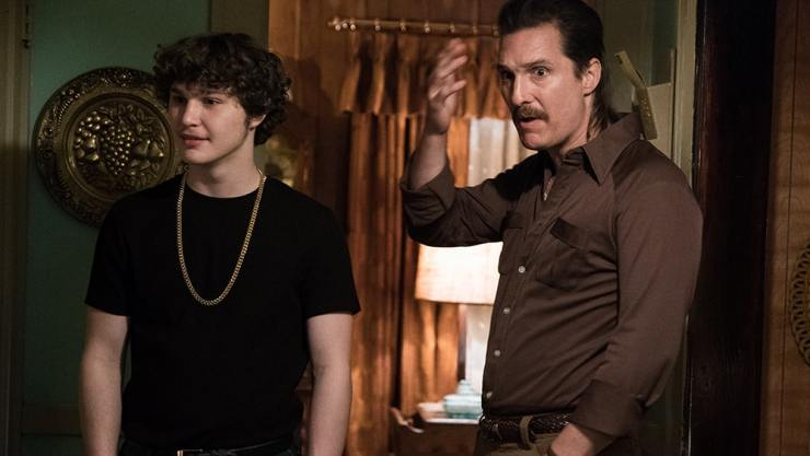 Can a movie about cocaine and guns leave an emotional impression?