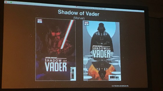 Shadow of Vader puts a different spin on the typical Darth Vader story.