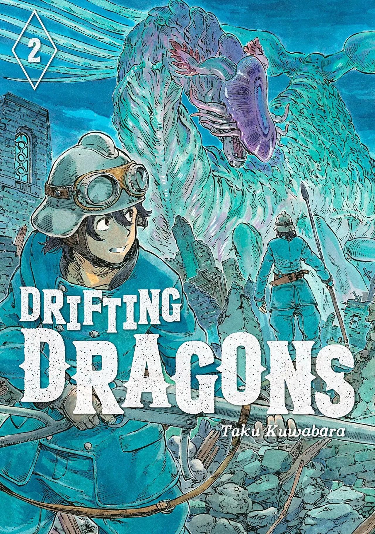 Drifting Dragons Vol. 2 Review