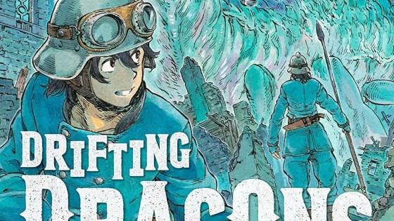 Cooking manga meets dragon hunting.
