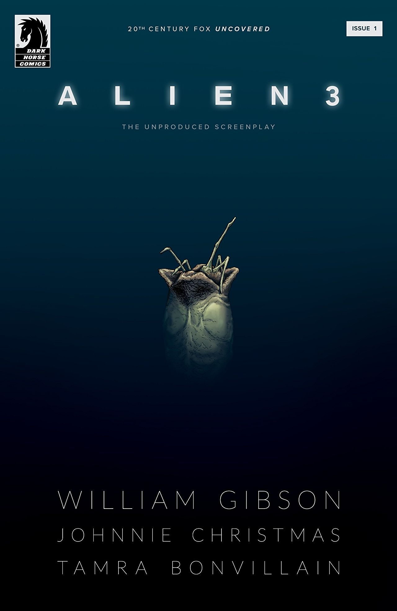 William Gibson's Alien 3 #1 Advance Review