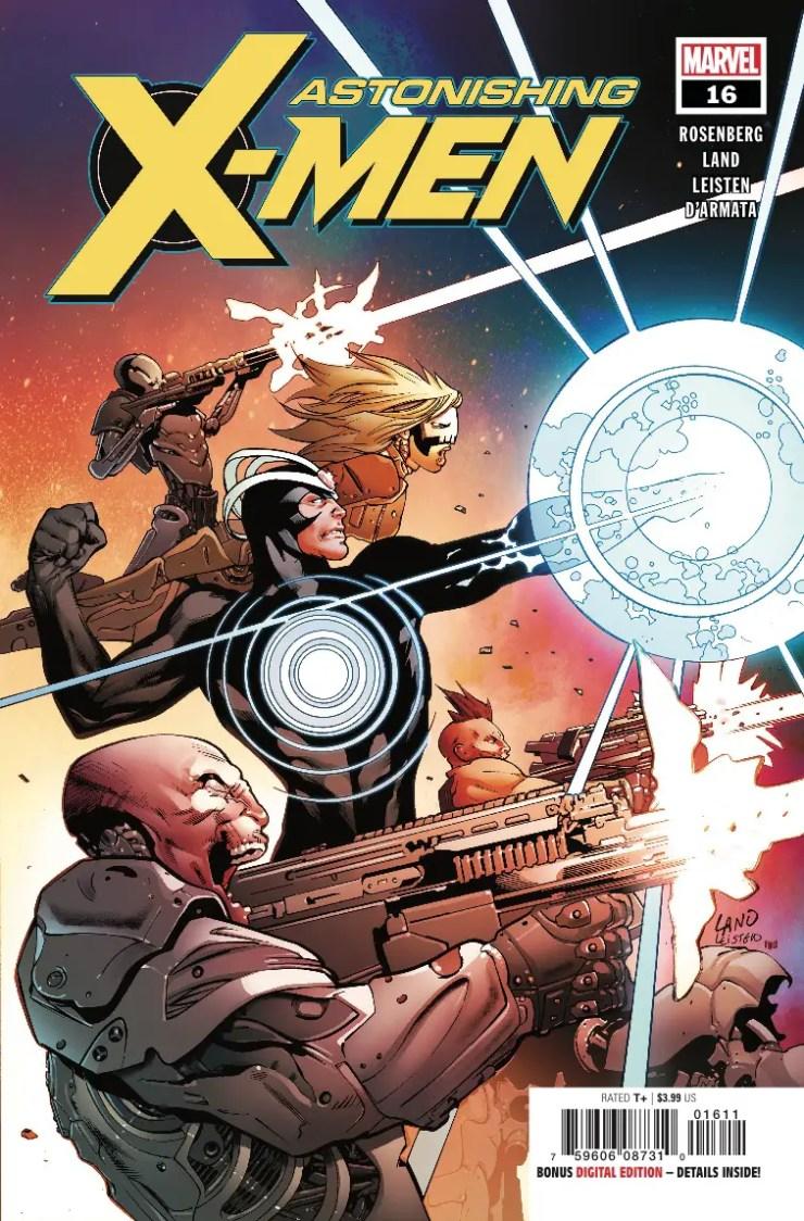 Marvel Preview: Astonishing X-Men #16