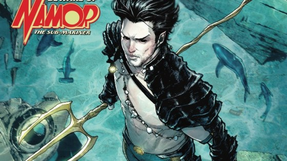 You've never seen Namor quite like this.