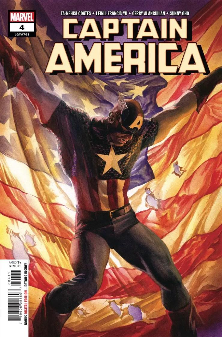 Marvel Preview: Captain America (2018) #4