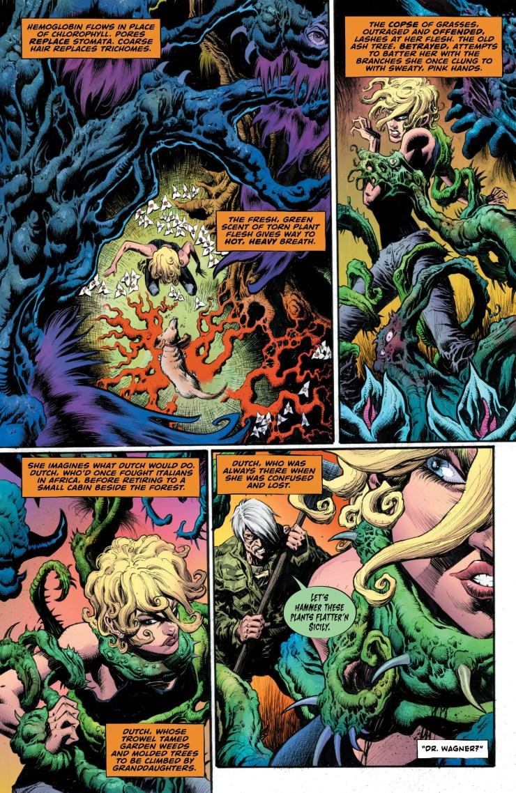 DC Preview: Cursed Comics Cavalcade #1