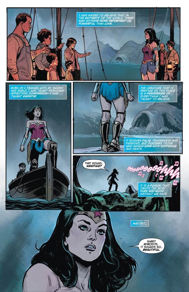 DC Preview: Wonder Woman: Agent of Peace #3
