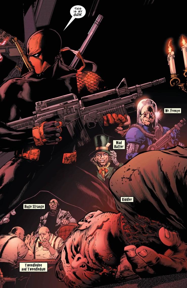 Deathstroke #36 Review