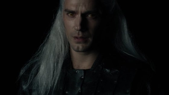 Our first look at Netflix's Witcher series is Henry Cavill as Geralt!