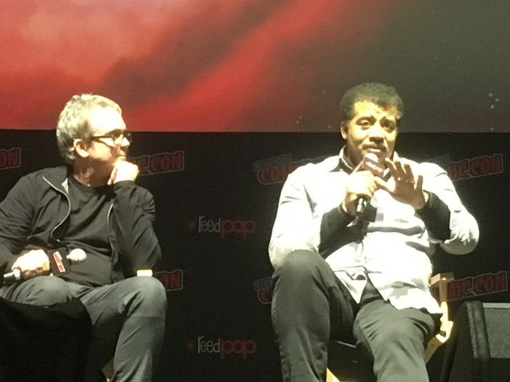 NYCC 2018: Neil DeGrasse Tyson to explore two futures for humanity in 'Cosmos: Possible Worlds'