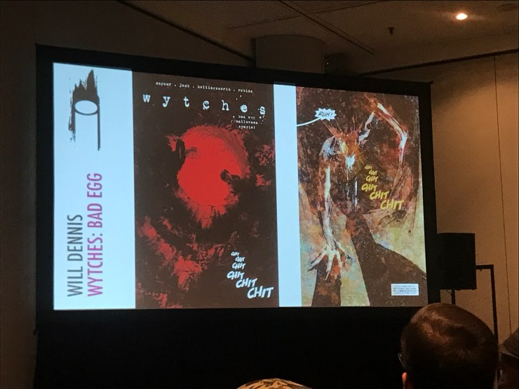 NYCC 2018: Image Comics reasserts commitment to horror with 'We Believe in Horror' panel