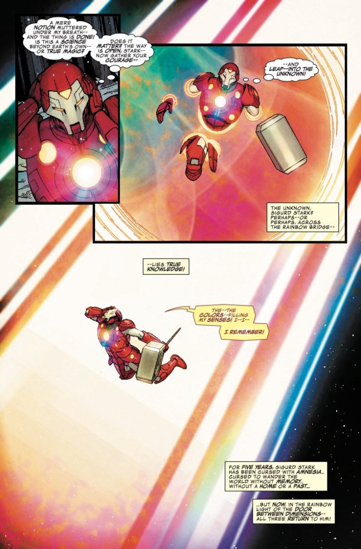 Infinity Wars: Iron Hammer #2 Review