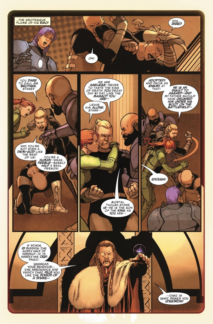 Marvel Preview: Iron Hammer #2