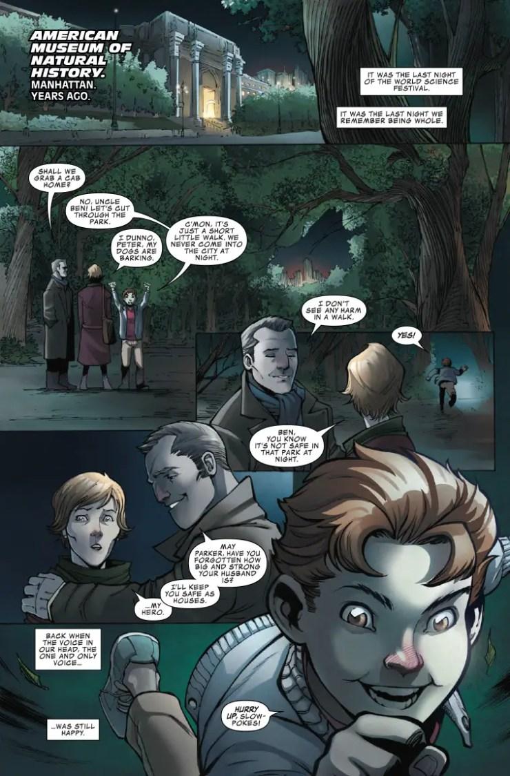 Marvel Preview: Infinity Wars: Arachknight #1