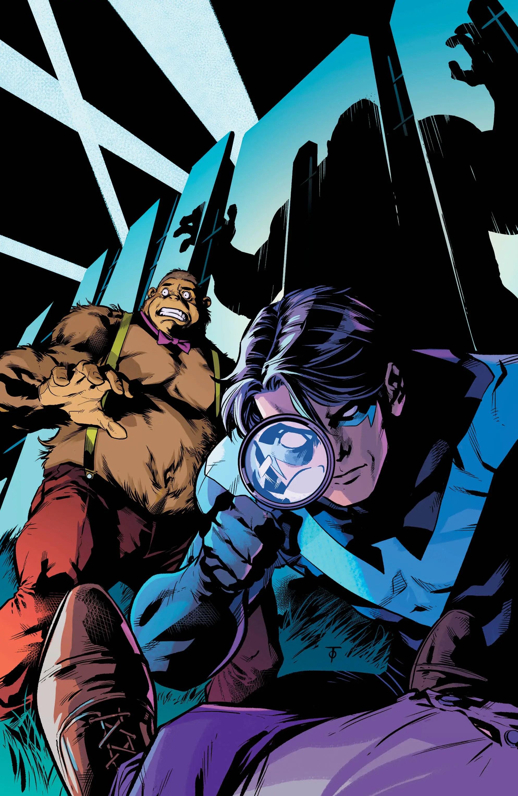 Nightwing/Magilla Gorilla #1 Review