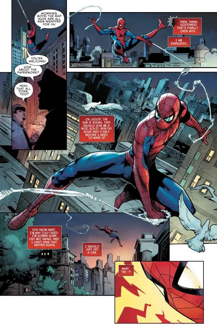 Marvel Preview: Peter Parker: The Spectacular Spider-Man #311