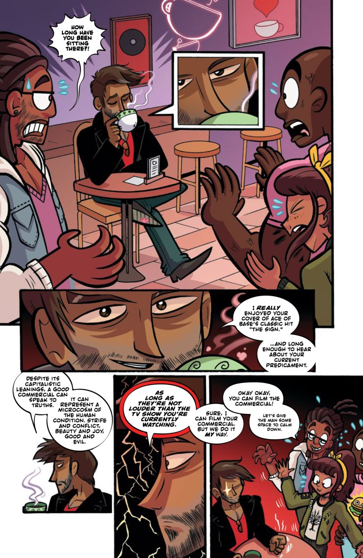 Dream Daddy #3 Review