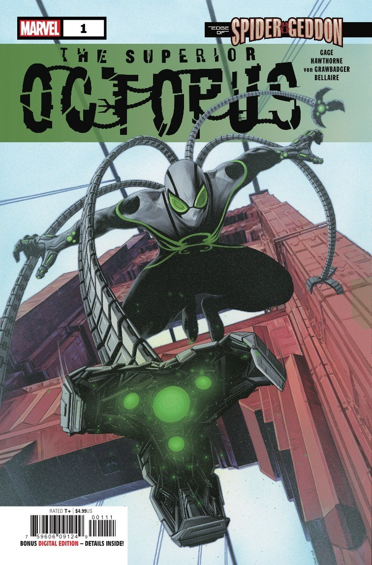 The Superior Octopus #1 review: Superior, indeed